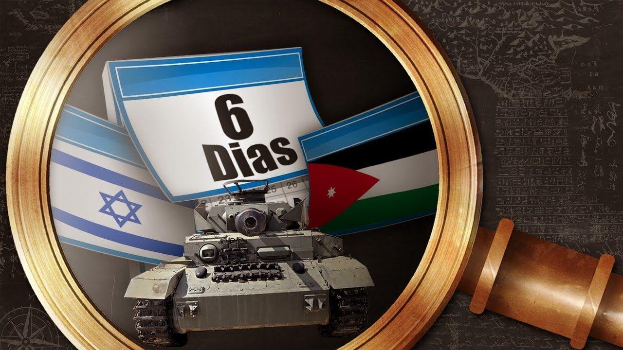 guerra dos seis dias